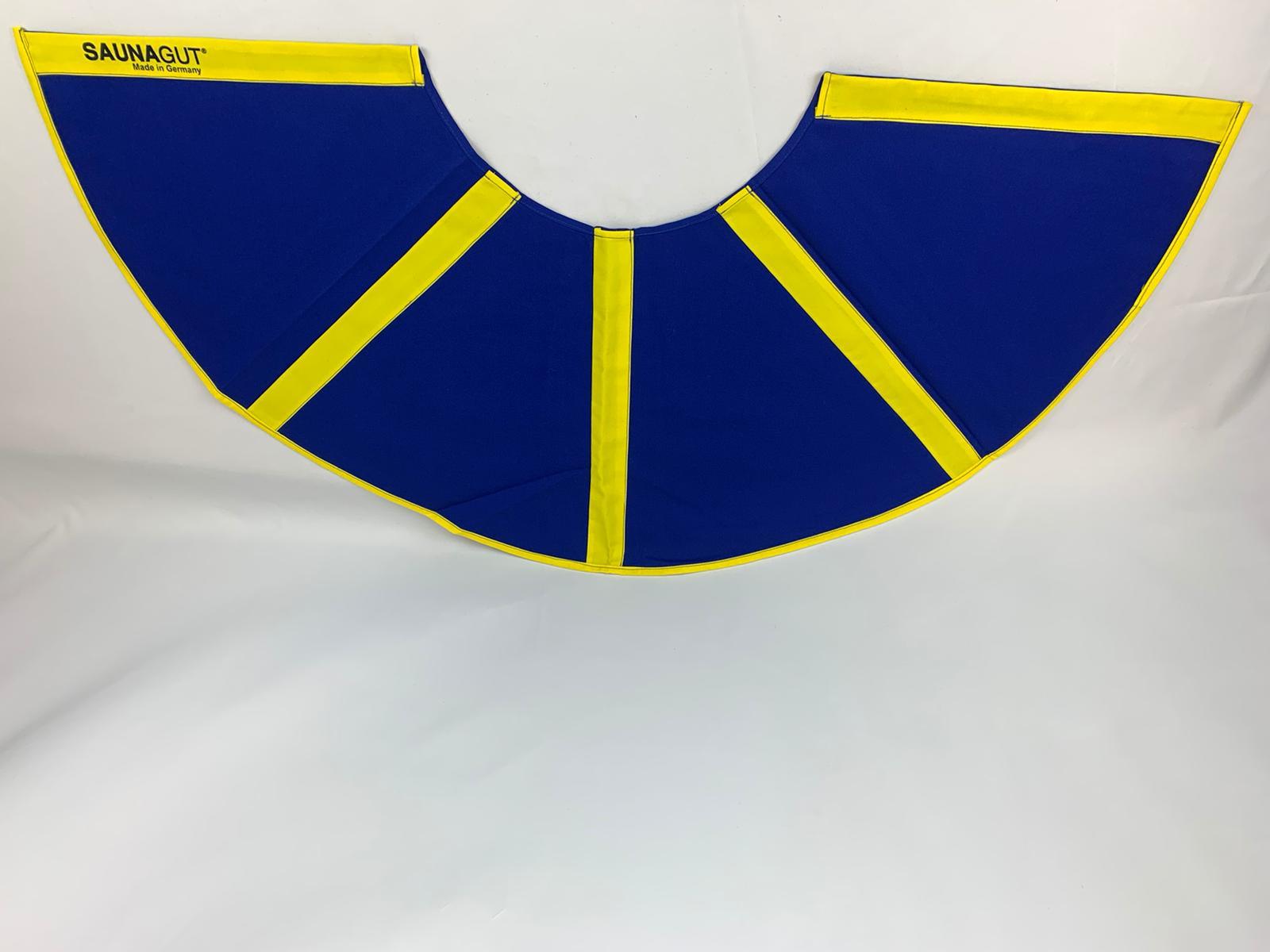003-ES-AFS-BLG   Ersatzstoff Aufgussfächer Blau-Gelb